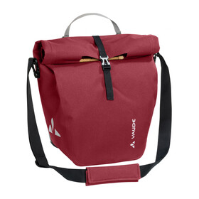 VAUDE Comyou Back Single Sykkelveske darkred